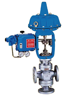 Mixing/Diverting Seated 3-Way Valve