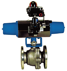 Full Bore Seated Ball Valve