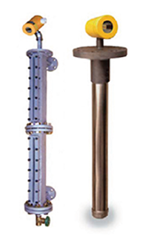 ELECTRIC TYPE LEVEL GAUGE WITH TRANSMITTER
