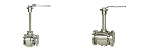 CRYOGENIC & LOW-TEMPERATURE BALL VALVES