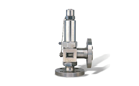 SAFETY VALVE FOR SPECIAL GAS