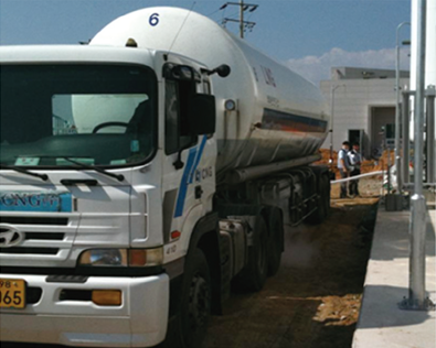 LNG TANK LORRY
